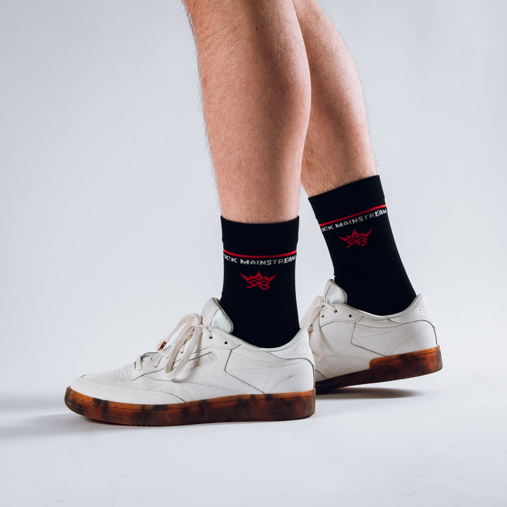 F*CK MAINSTREAM SOCKS