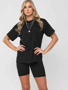 Bicycle Set - Shorts and Top