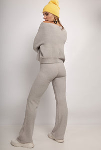 Fleece Loungewear Set