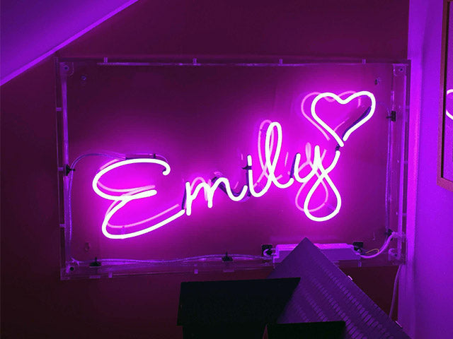 Neon Signs For House Home Neon Creations