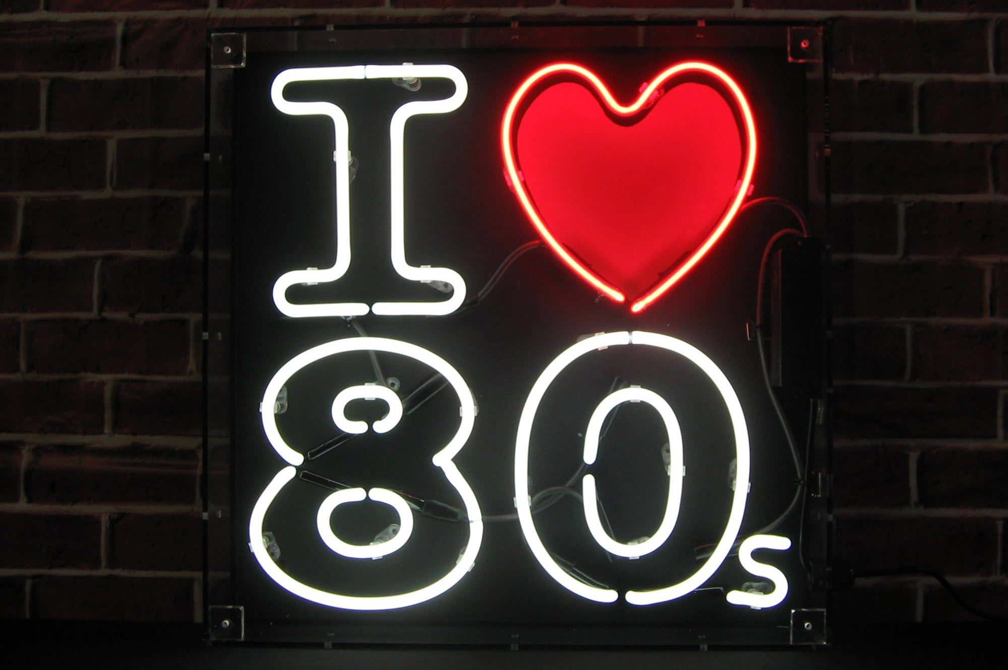 I heart 80's (for hire)