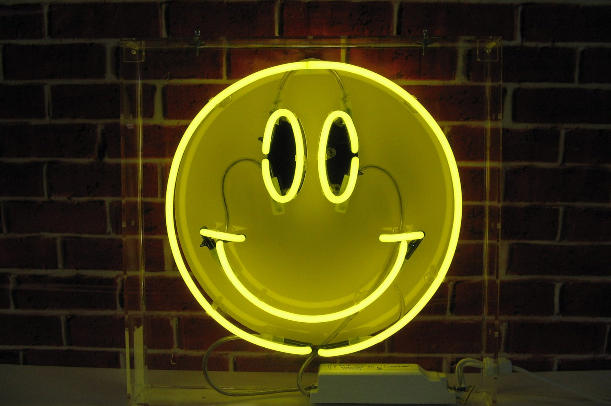 Smiley Face (for hire)