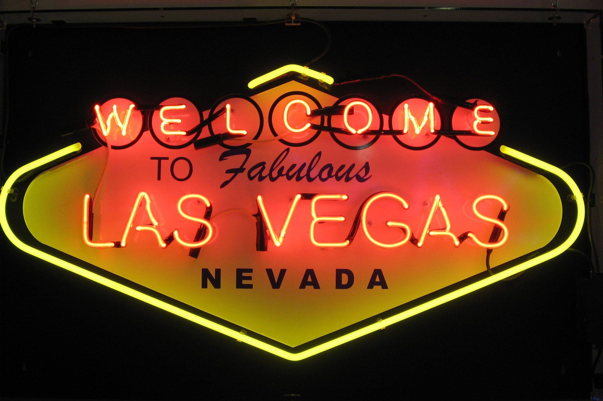 Welcome to Las Vegas (for hire)