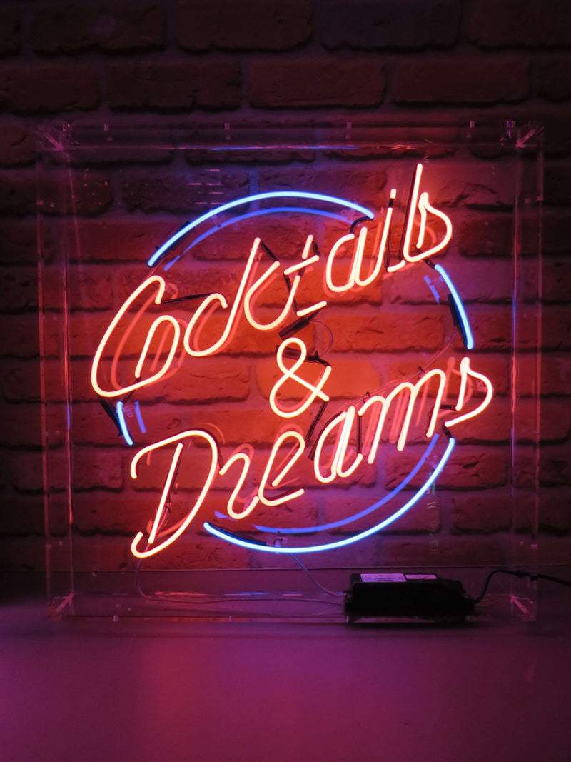 Cocktails & Dreams (for hire)