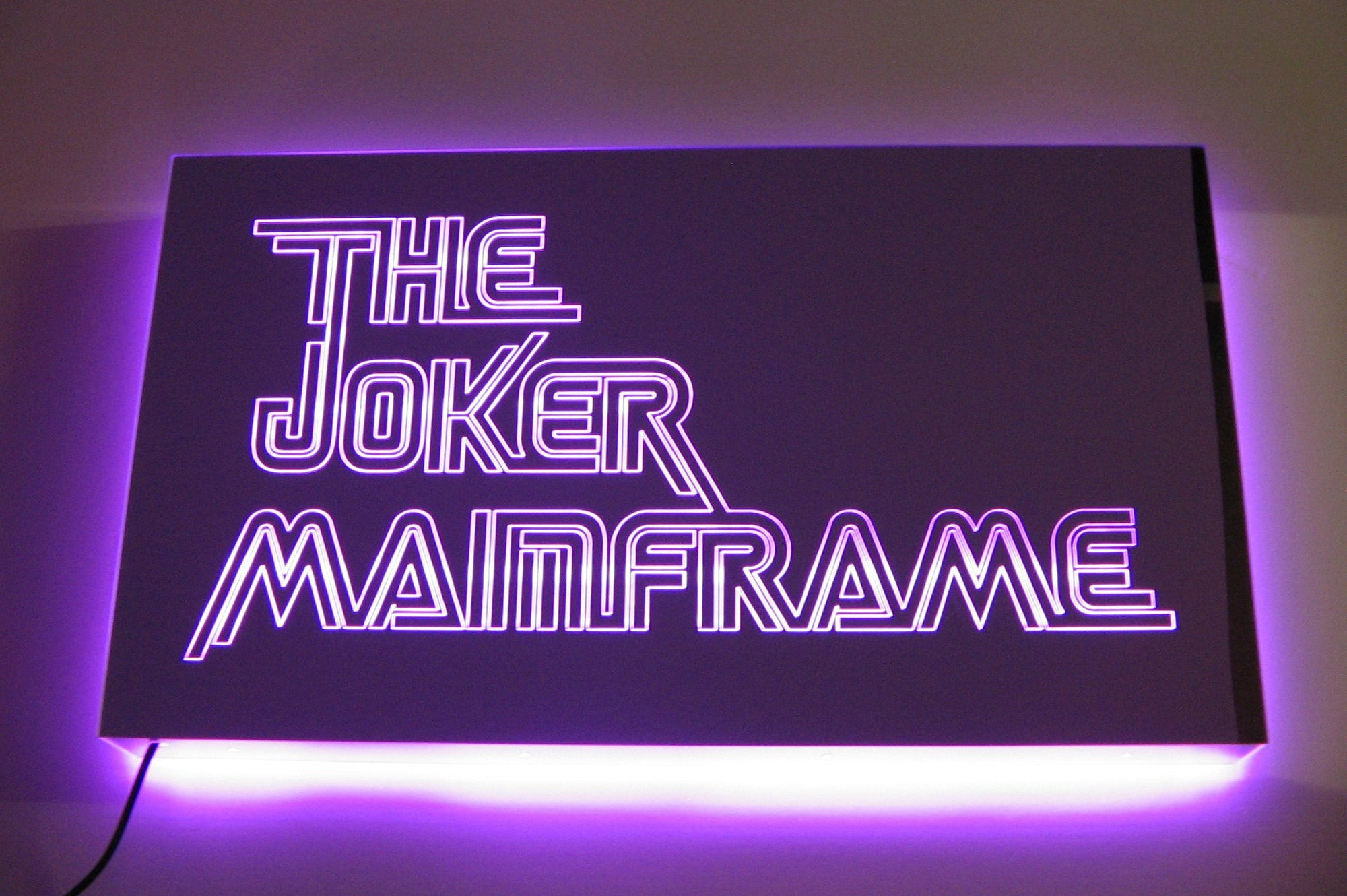 Joker-Mainframe