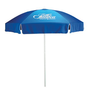 7' Fiberglass Patio Cafe Umbrella 6 Panel