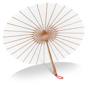 Brelli Medium Clear Umbrella