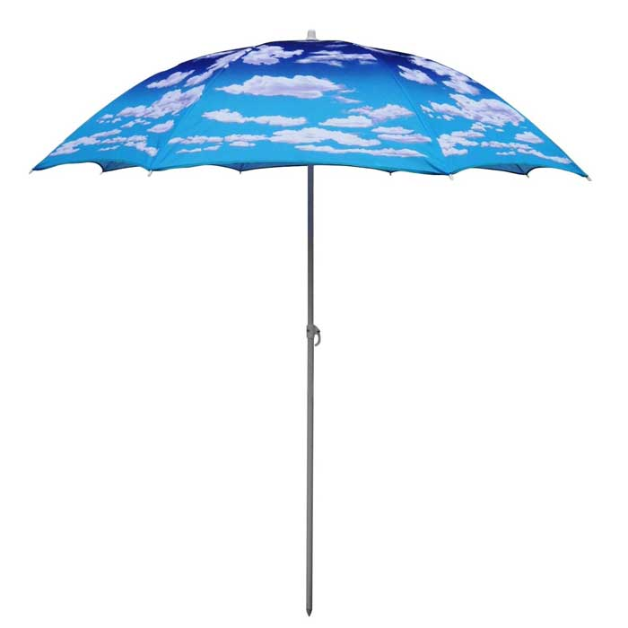 Clouds Beach Umbrella