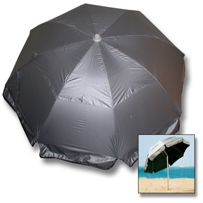Solar Reflective Beach Umbrella