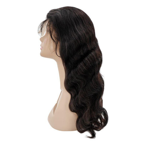 Body Wave Front Lace Wig