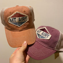 Load image into Gallery viewer, Mt. Airy Adjustable Trucker Hat