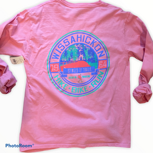Wissahickon Long Sleeve Graphic Tee