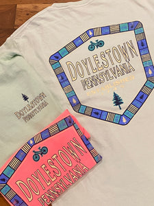 Doylestown Bicycle Graphic Tee