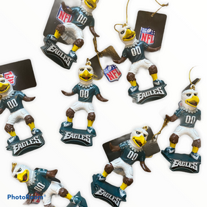 Philadelphia Eagles Mascot Ornament