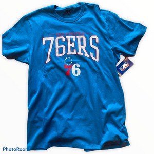 Philadelphia 76ers Full Rush Franklin Tee
