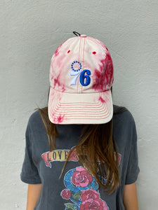 Acid Washed Sports Hat