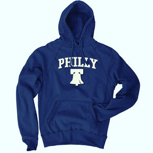 Philly Liberty Bell Hooded Sweatshirt