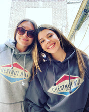 Load image into Gallery viewer, Chestnut Hill Hooded Destination Sweatshirt