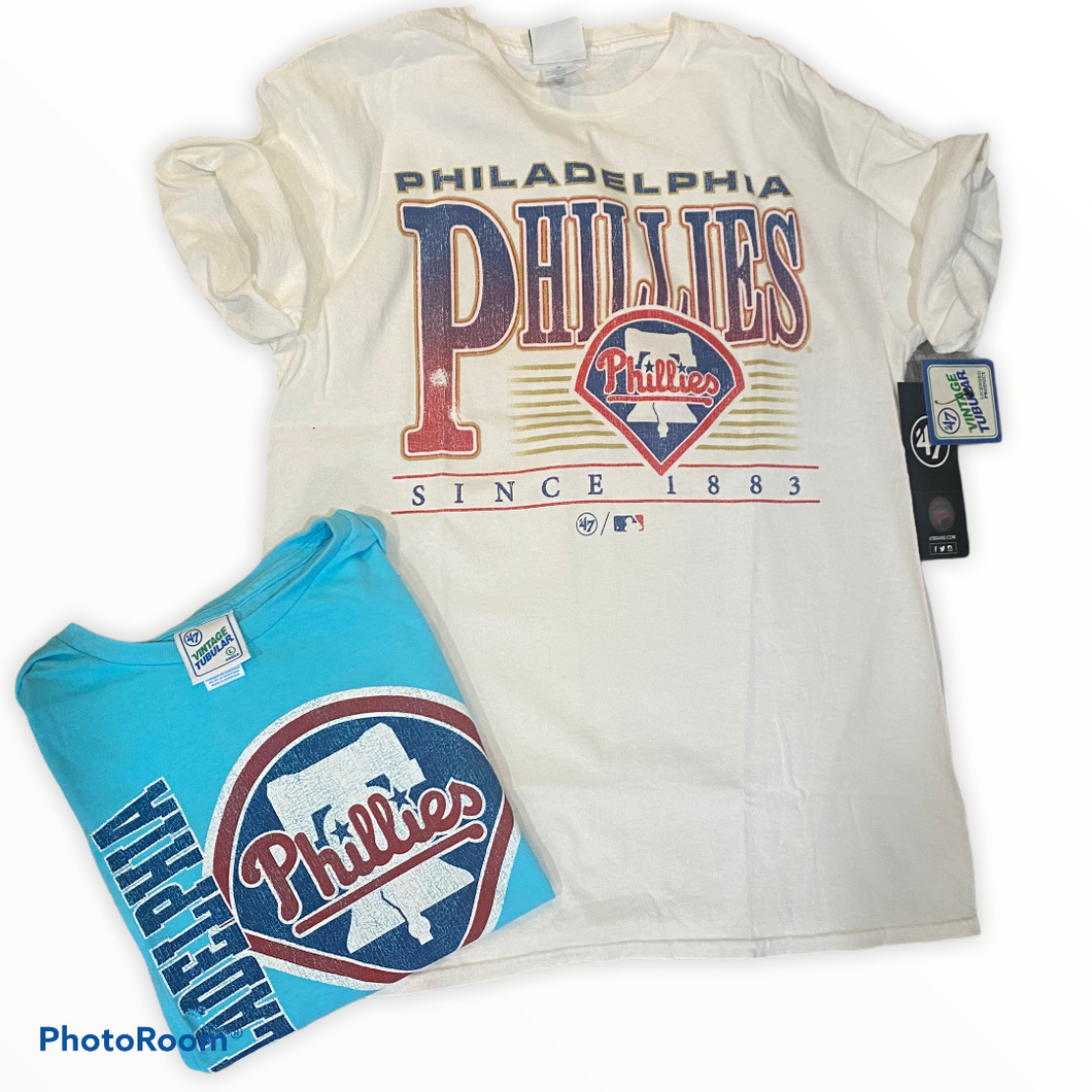 Philadelphia Phillies Vintage Inspired Tee