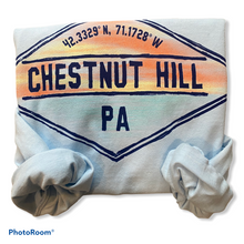 Load image into Gallery viewer, Chestnut Hill Coordinates Long-sleeved Tee