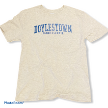Load image into Gallery viewer, Doylestown Varsity Text Tee