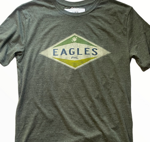 Eagles PHL Forest Green