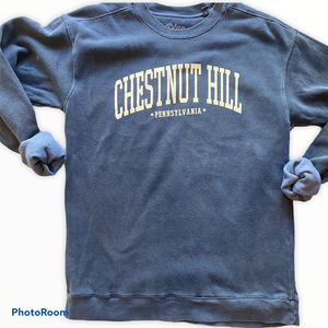 Chestnut Hill Crewneck Sweatshirt