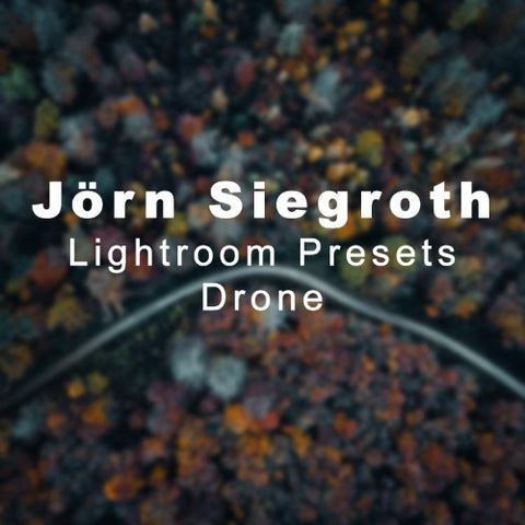 Lightroom Presets Drone