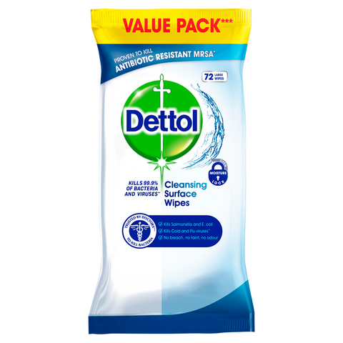 dettol-cleansing-surface-wipes-72s