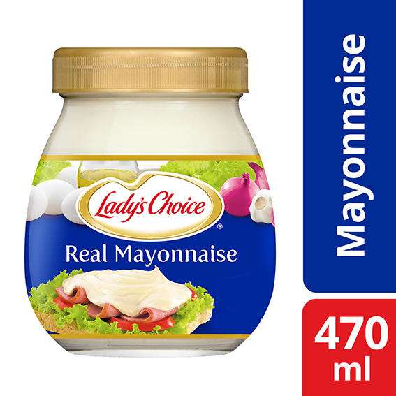 Lady'S Choice Mayonnaise 470MLx12