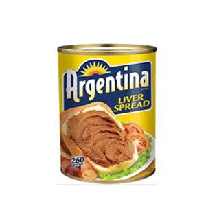 ARGENTINA LIVER SPREAD 260G