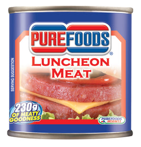PUREFOODS LNCHEON MEAT 230G
