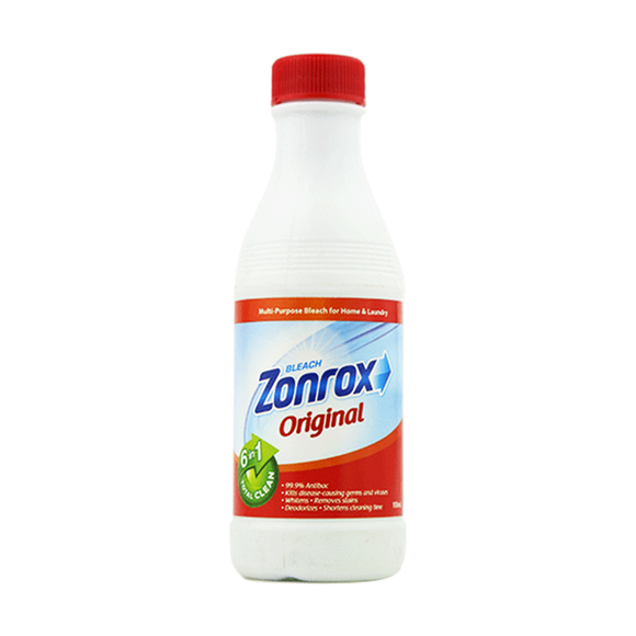ZONROX BLEACH ORIGINAL 250ML