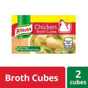 KNORR CUBES CHICKEN PANTRY 20GX288