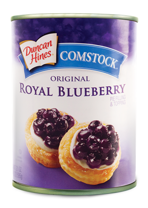 Comstock Blueberry Filling
