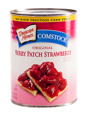 Comstock Strawberry Filling