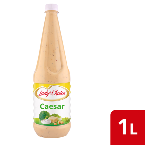 LADY'S CHOICE CAESAR DRESSING 1LX6