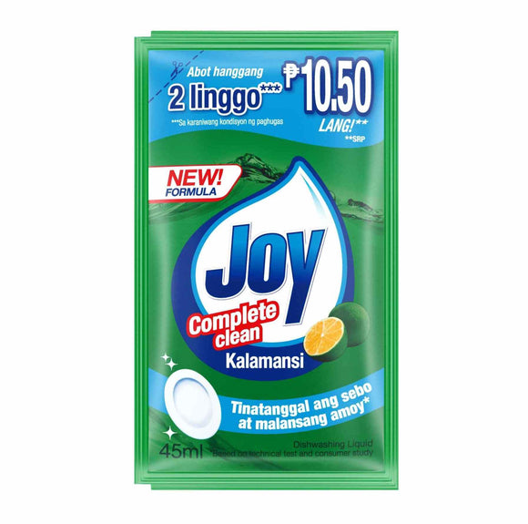 JOY DISHWASHING LIQUID KALAMANSI 40ML