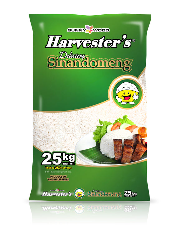 SUNNYWOOD SUPERFOODS CORPORATION SINANDOMENG 25KG