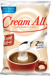 CREAM ALL CREAMER 200G X24