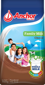 Anchor Family Milk Choco 700Gx12