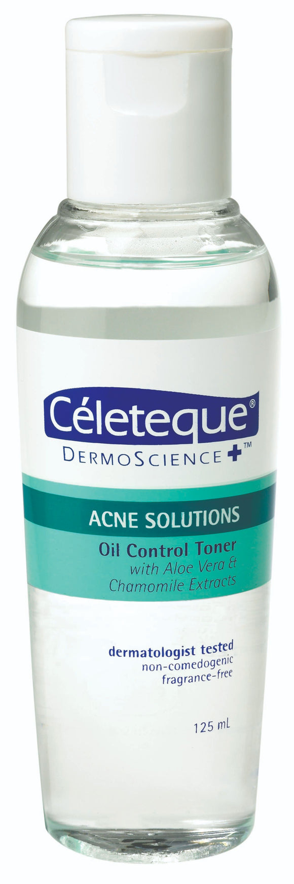 CELETEQUE TONER ACNE OIL CONTROL 125ML