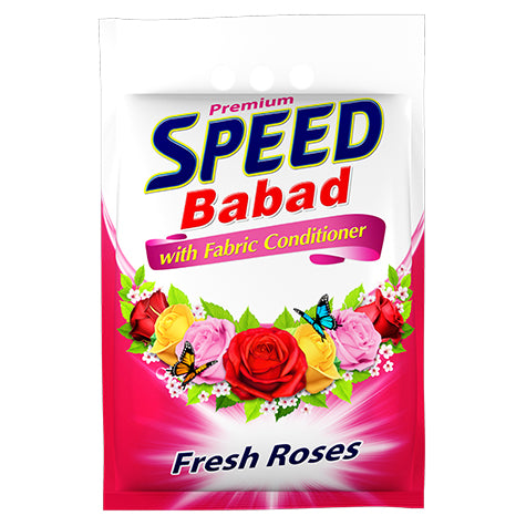 SPEED PWD BABAD FRSH ROSES 2KG