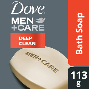 DOVE BS MEN DEEP CLEAN 120G