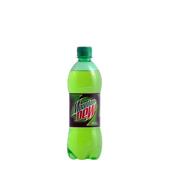 MOUNTAIN DEW 600ML