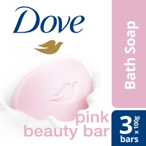 DOVE CRM BS PINK 100GX3