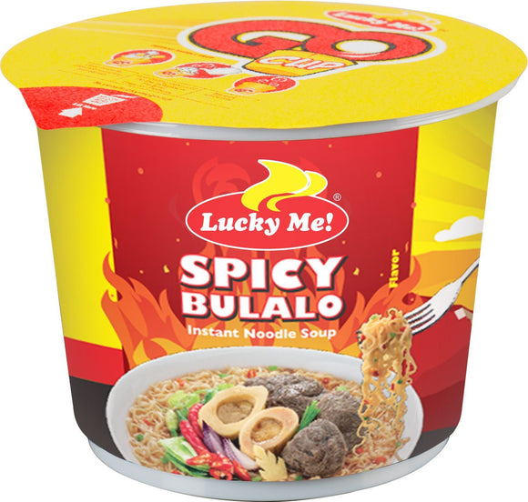 Lucky Me Mini Spicy Bulalo