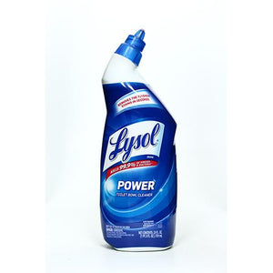 LYSOL TOILET BOWL CLEANER POWER 709ML