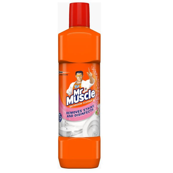 MR.MUSCLE BATHROOM FLORAL 900ML