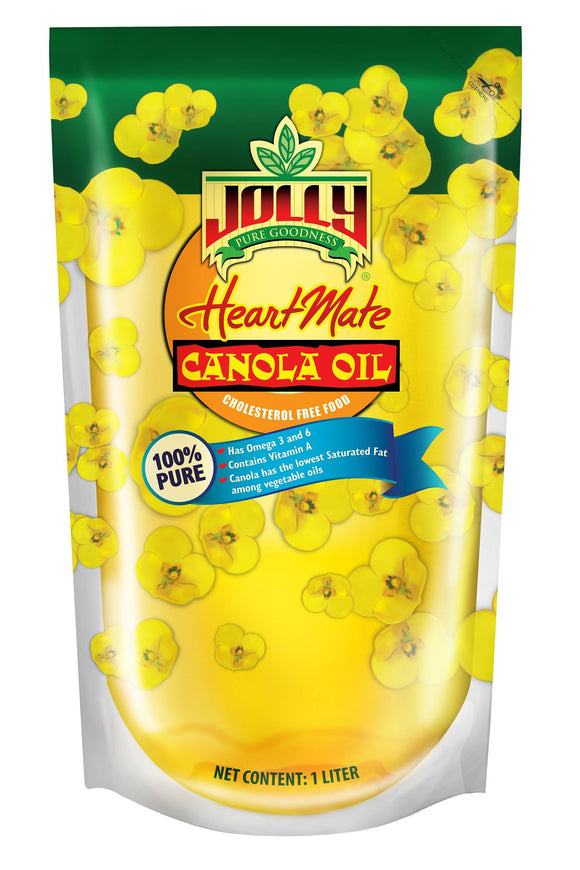 JOLLY CANOLA OIL 1L SUP